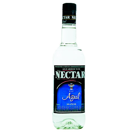 Aguardiente Nectar Azul