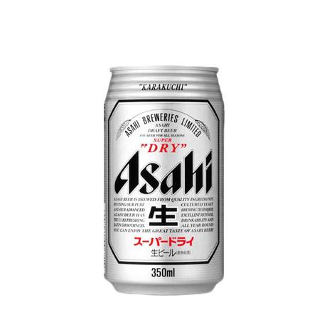 Asahi Super Dry Lata