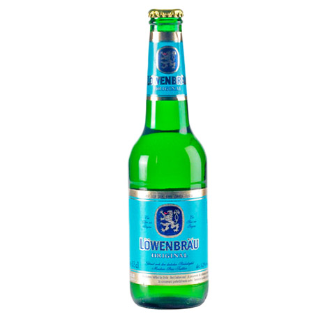 Cerveza Lowenbrau