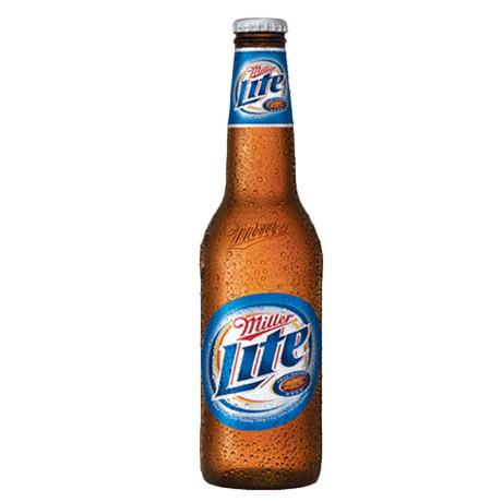 Cerveza Miller Lite
